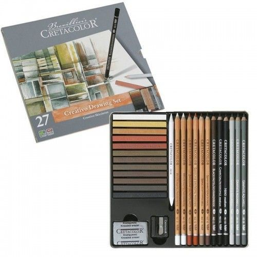 Creativo Drawing Set