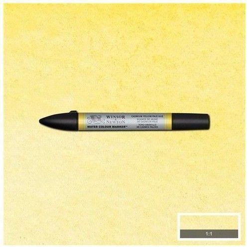 Bruspen de acuarela W&N pálido amarillo cadmio