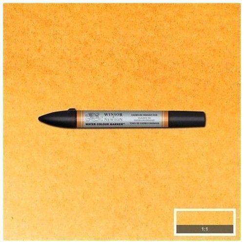 Bruspen de acuarela W&N Naranja de cadmio