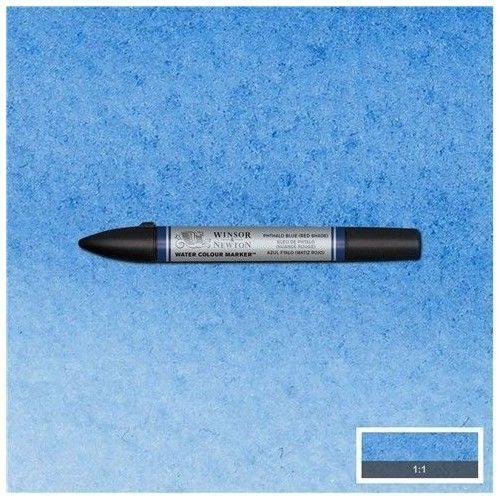 brushpen de acuarela W&N azul de prusia