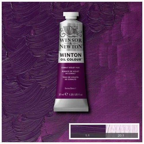 Oleo Winsor & Newton violeta de cobalto