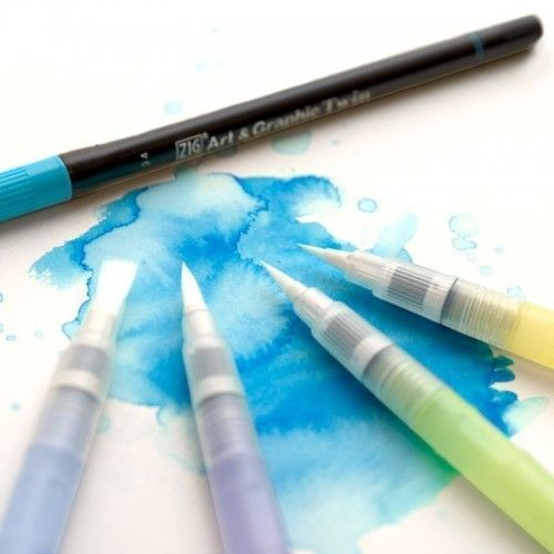 WATERBRUSH BROAD PLANO PINCEL DE AGUA