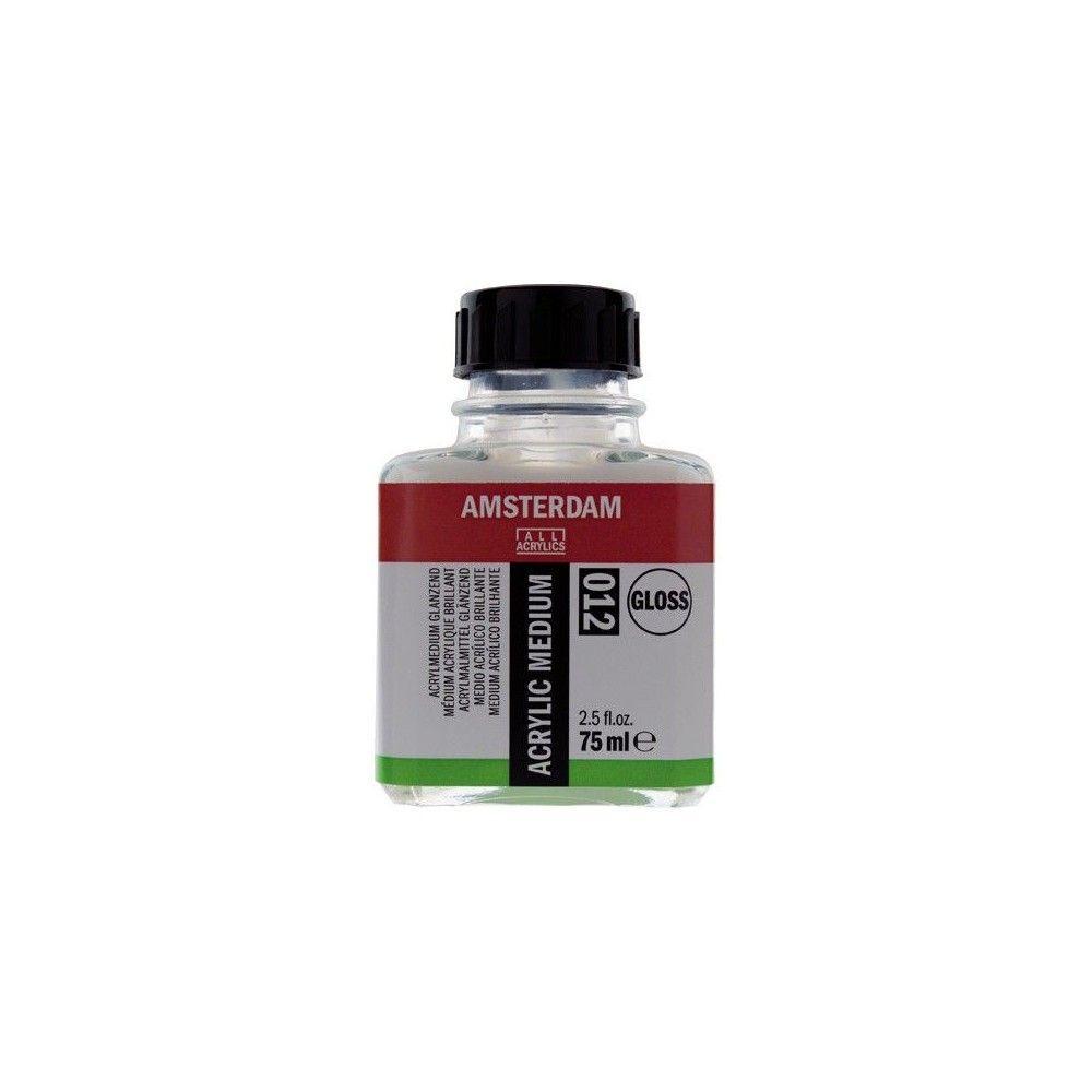 medio para acrílico brillante 012 75 ml