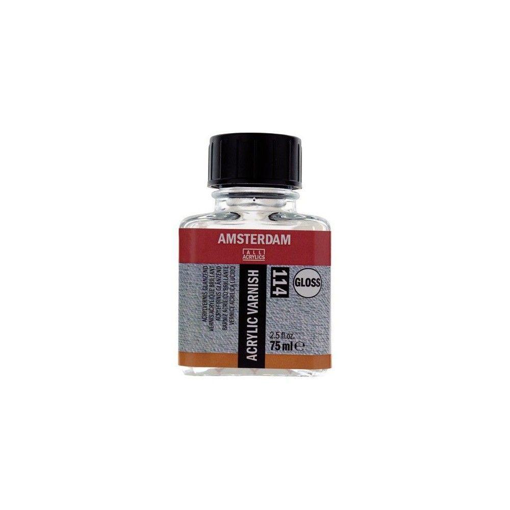 barniz acrílico brillante 114 - 75 ml