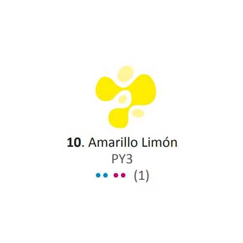 Acrílico Eterna Profesional 700ml Amarillo Limón