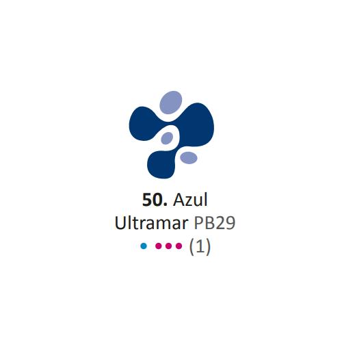 Acrílico Eterna Profesional 700ml Azul ultramar