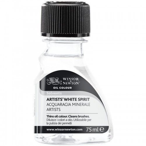 Aguarras Artist White Spirit W&N 75 ml