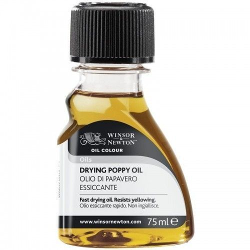 Aceite de ampola secante W&N 75 ml