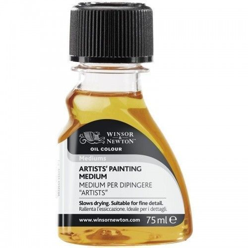 Medium para pinturas W&N 75 ml