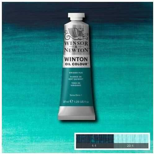 Oleo Winsor & Newton viridiano