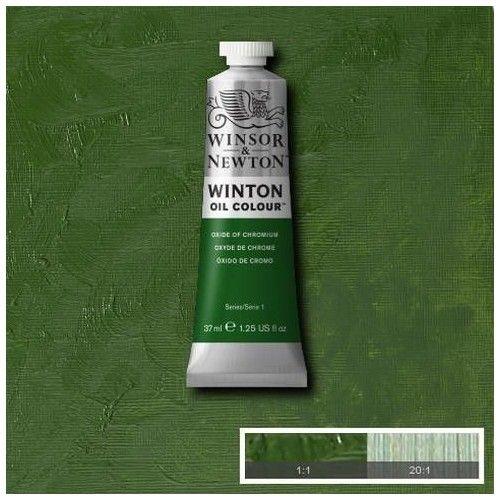 Oleo Winsor & Newton óxido de cromo