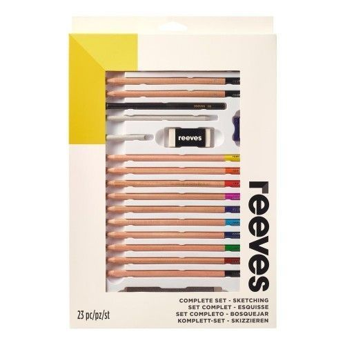 Complete Drawing Set - 23 piezas