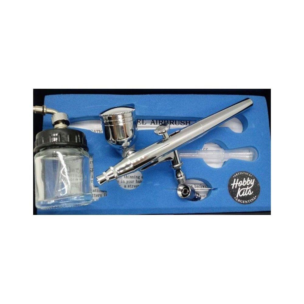 AEROGRAFO DOBLE ACCION AB134