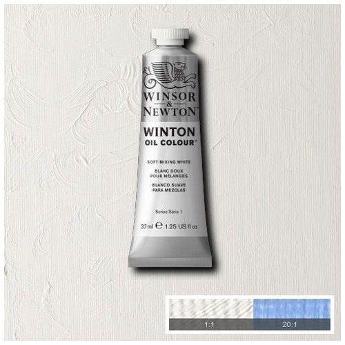 Oleo Winsor & Newton Blanco para mezclas