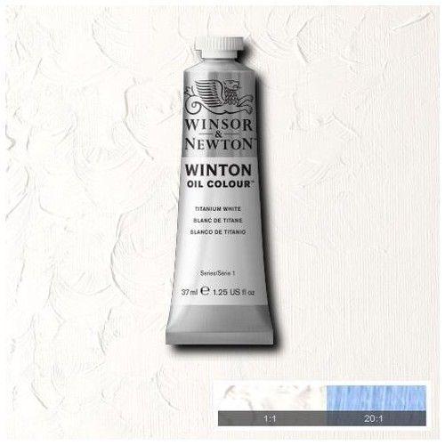 Oleo Winsor & Newton Blanco titanio