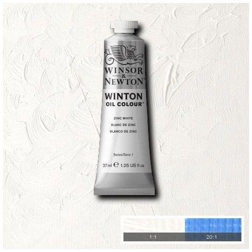 Oleo Winsor & Newton Blanco de zinc
