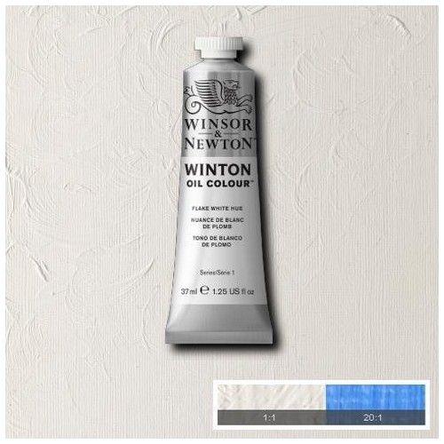 Oleo Winsor & Newton Blanco de plomo