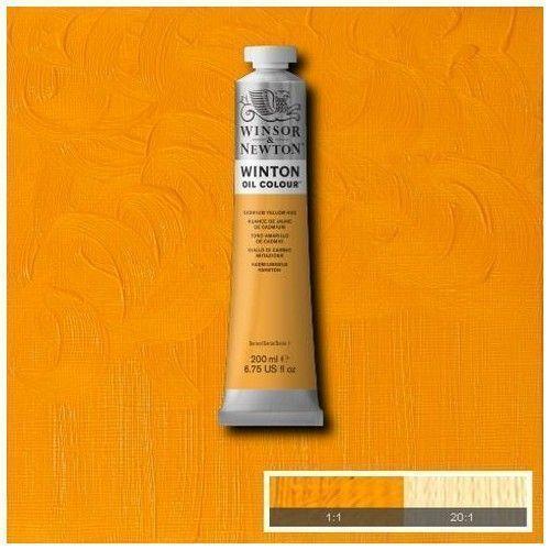 Oleo Winsor & Newton 200ml Amarillo de cadmio