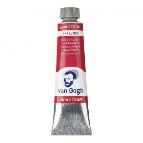 Acrílico Van Gogh ROSA QUINACRIDONA
