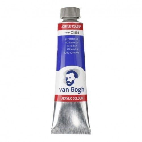Acrílico Van Gogh Azul ultramar
