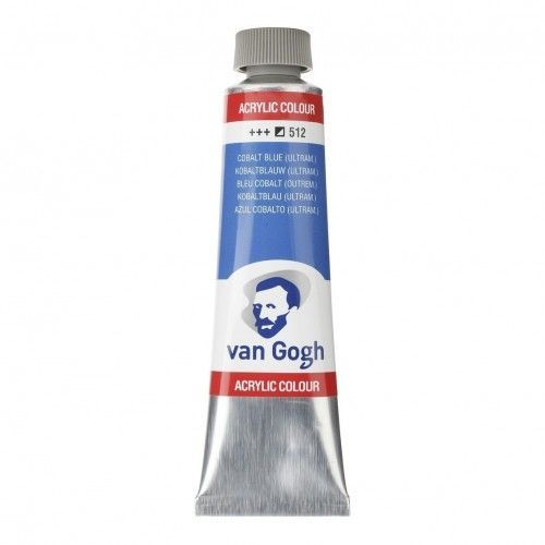 Acrílico Van Gogh Azul Cobalto (ultramar)