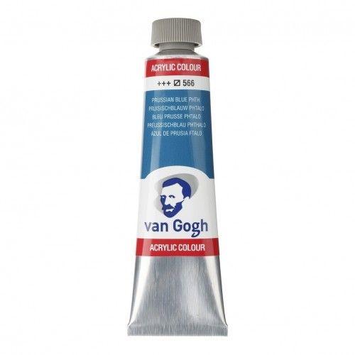 Acrílico Van Gogh Azul Prusia (ftalo)