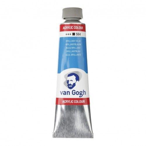 Acrílico Van Gogh Azul brillante