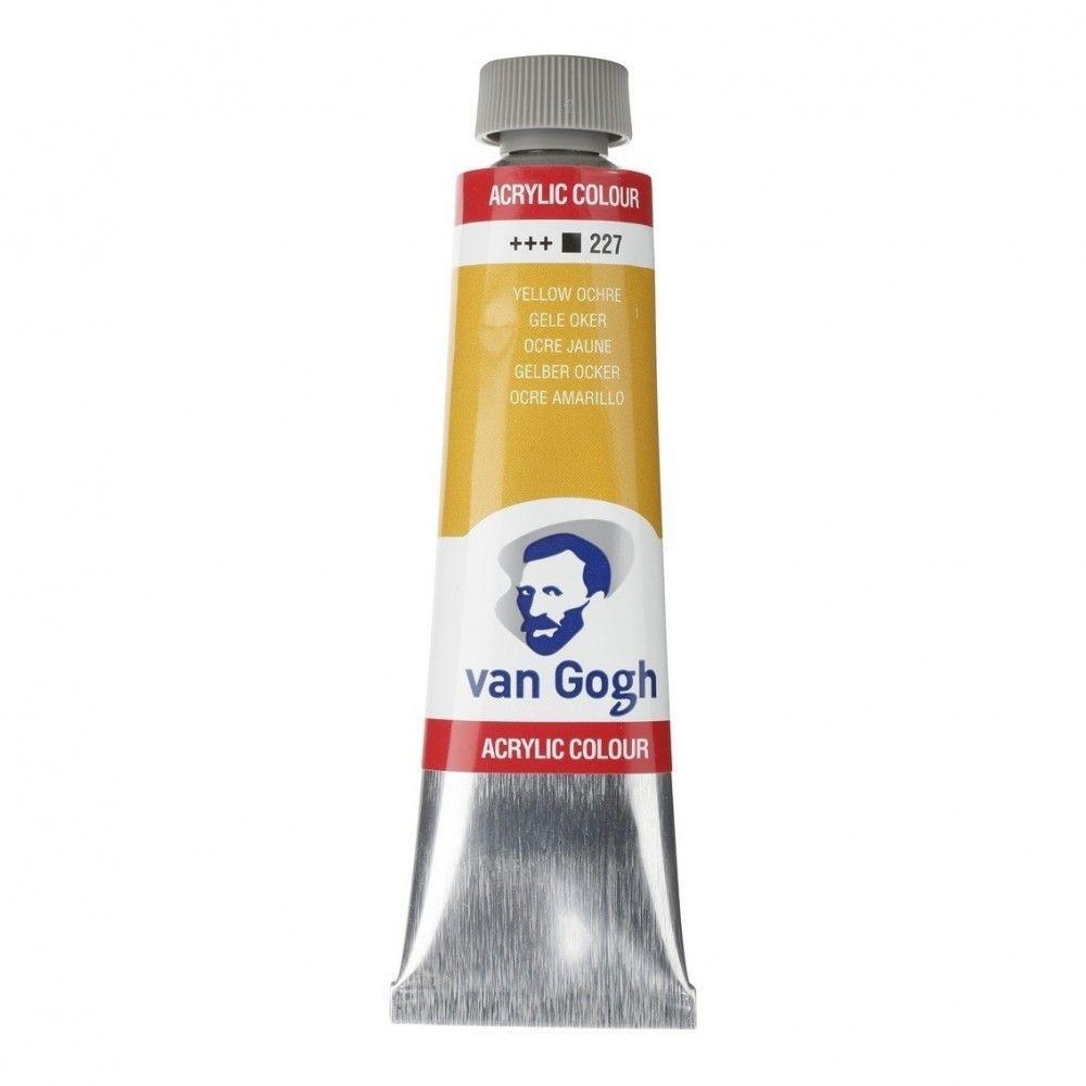 Acrílico Van Gogh Ocre amarillo