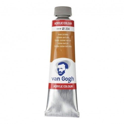 Acrílico Van Gogh Tierra Siena nat