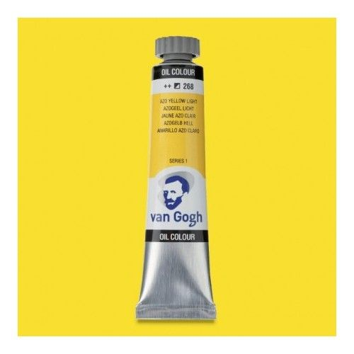 Oleo Van Gogh Amarillo azo C