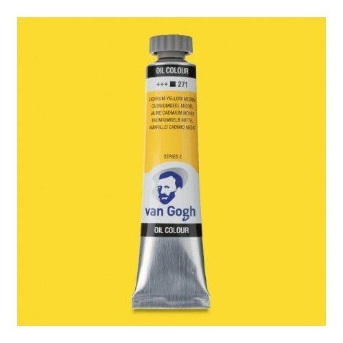 Oleo Van Gogh Amarillo cad. M