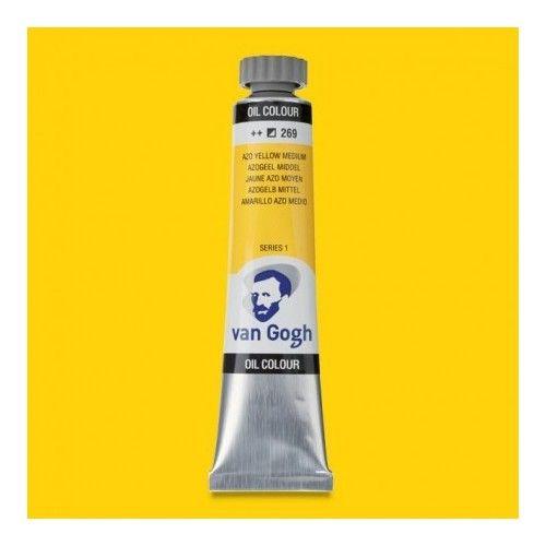 Oleo Van Gogh Amarillo azo M