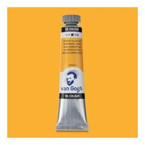 Oleo Van Gogh Amarillo cad. O