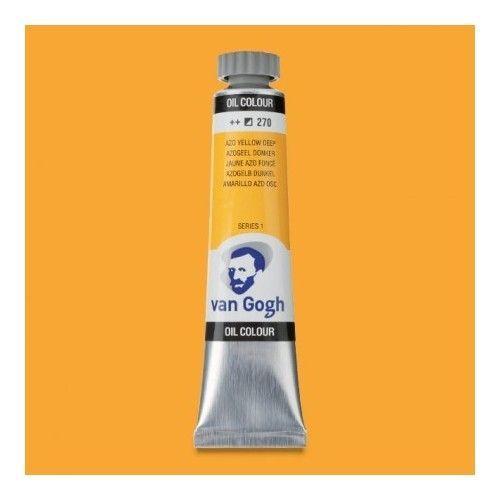 Oleo Van Gogh Amarillo azo O