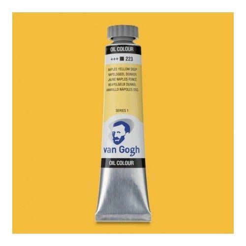 Oleo Van Gogh Amarillo Náp. O