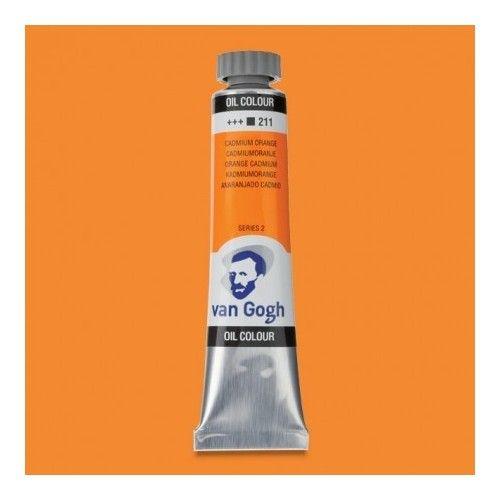 Oleo Van Gogh Anaranjado cad.