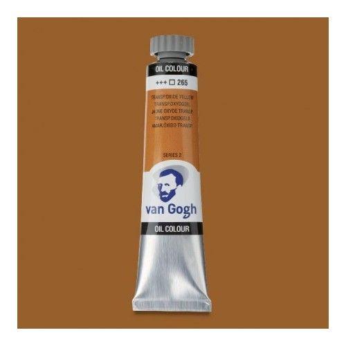 Oleo Van Gogh Amar.óxido transp