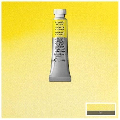 Acuarela Profesional W&N amarillo bismuto