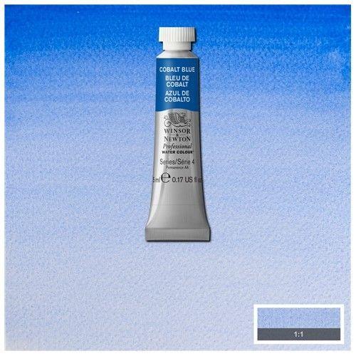 Acuarela Profesional W&N Azul cobalto