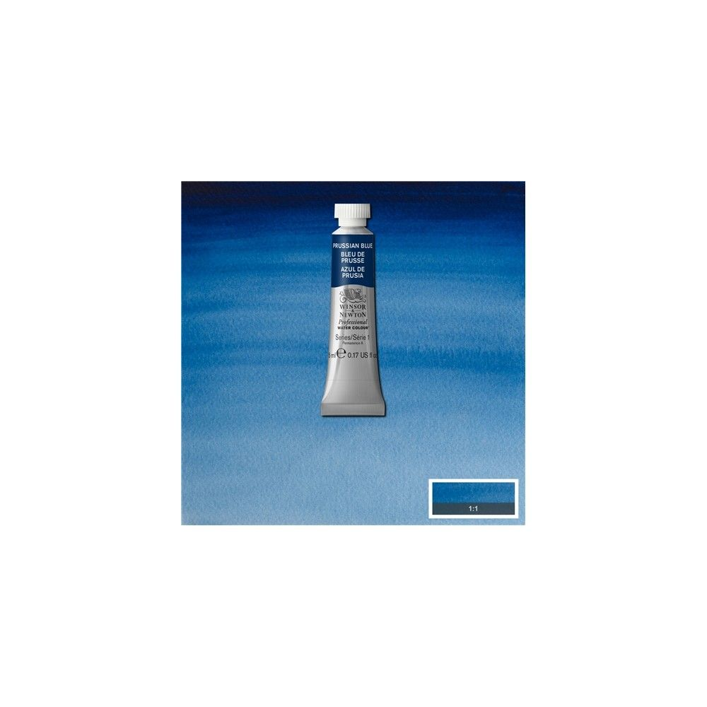 Acuarela Profesional W&N Azul de prusia