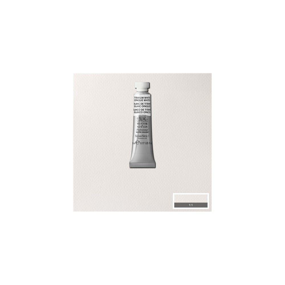 Acuarela Profesional W&N Blanco titanio