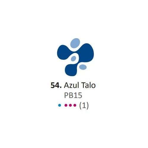 Acrílico Eterna Profesional 700ml Azul Ftalo