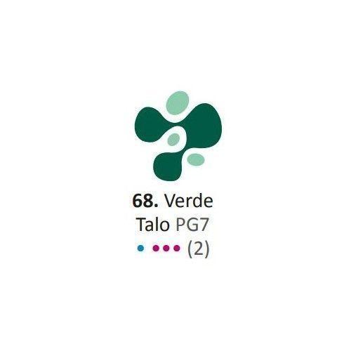 Acrílico Eterna Profesional 700ml Verde Ftalo