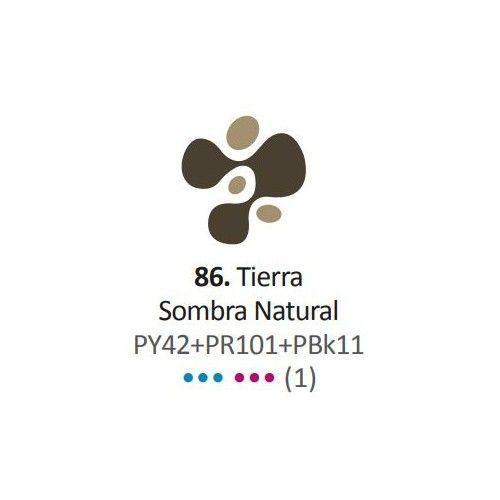 Acrílico Eterna Profesional 700ml Tierra de Sombra Natural