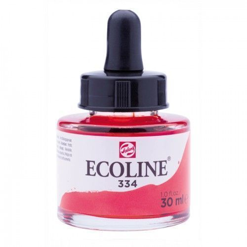 334 Ecoline Escarlata 30ml