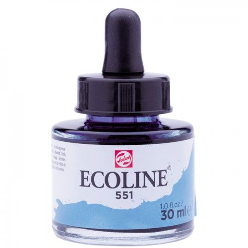 Ecoline Azul celeste claro 30ml