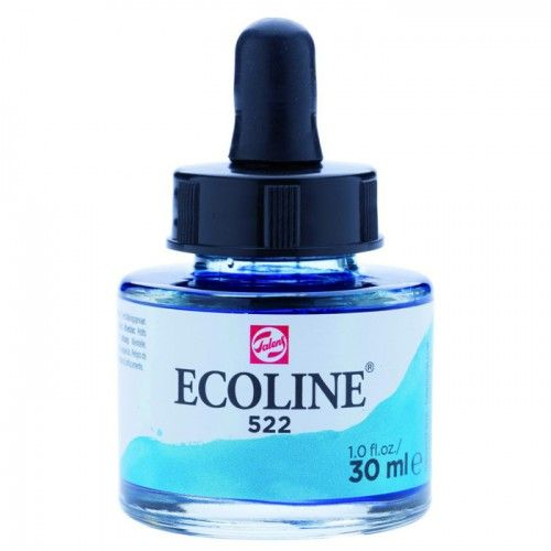 Ecoline Azul turquesa 30ml