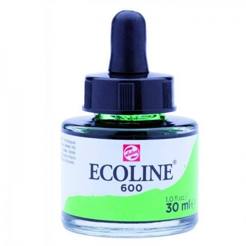 600 Ecoline Verde 30ml