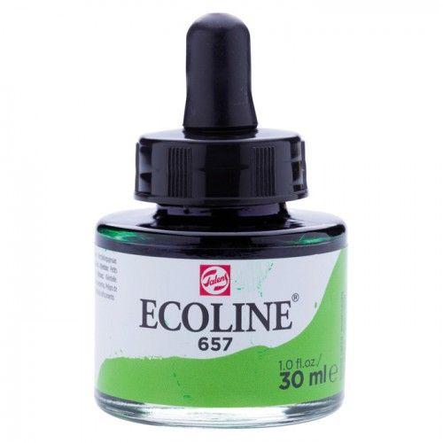 Ecoline Verde bronce 30ml