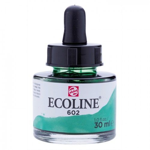 Ecoline Verde oscuro 30ml